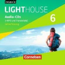 ,English G LIGHTHOUSE Band 6: 10. Schuljahr - Allgemeine Ausgabe - Audio-CDs (Vollfassung)