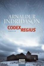 Indridason, Arnaldur,   Bürling, Coletta Codex Regius