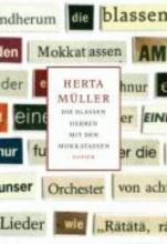 Müller, Herta Die blassen Herren mit den Mokkatassen