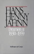 Werke 7. Dramen II 1930 - 1959
