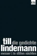 Lindemann, Till Die Gedichte