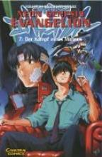 Sadamoto, Yoshiyuki Neon Genesis Evangelion 07. Der Kampf eines Mannes