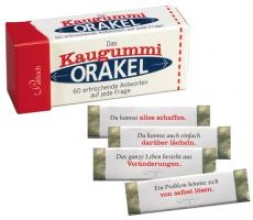 Lehmacher, Georg Das Kaugummi-Orakel