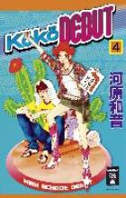 Kawahara, Kazune KOKO DEBUT 04