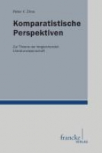 Zima, Peter V. Komparatistische Perspektiven