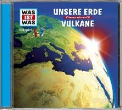 Falk, Matthias Was ist was Hörspiel-CD: Unsere ErdeVulkane