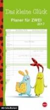 Das kleine Glck Planer fr zwei - Kalender 2017