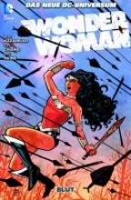 Azzarello, Brian Wonder Woman 01. Das Blut