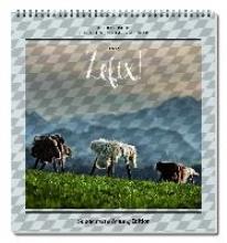 Bolle, Martin Zefix! Wandkalender 2017
