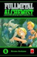 Arakawa, Hiromu Fullmetal Alchemist 06