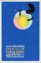Waldman, Anne Den Mond in Farbe sehen