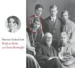 Bonhoeffer, Emmi Briefe an Recha CD