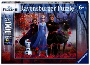 , Puzzel Ravensburger Frozen 2 100 stukjes