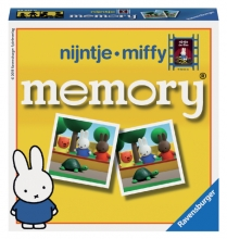 , Spel Ravensburger Nijntje mini memory