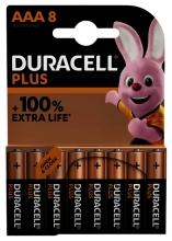 , Batterij Duracell Plus 8xAAA