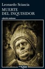 Sciascia, Leonardo Muerte del Inquisidor