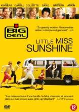 LITTLE MISS SUNSHINE DVDNL