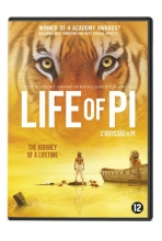Life Of Pi DVD /