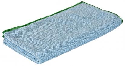 , Microvezeldoek Greenspeed Basic blauw 10stuks