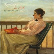 , Reading in Art maandkalender 2022