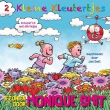 2 Kleine Kleutertjes, Monique en Jan Smit CD + Boek