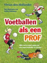 Vivian den Hollander , Voetballen als een prof