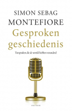 Simon Sebag Montefiore , Gesproken geschiedenis