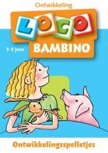 Michael  Junga Bambino Loco 2 Concentratiespelletjes