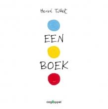 Herve  Tullet Een boek
