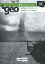 Peter  Doppen, Henk  Groen, Chris de Jong Weer en Klimaat 3/4 vmbo-kgt CE Werkboek