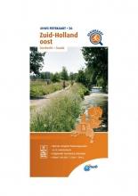 ANWB , Fietskaart Zuid-Holland oost 1:66.666