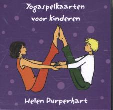 Helen Purperhart , Yogaspelkaarten voor kinderen