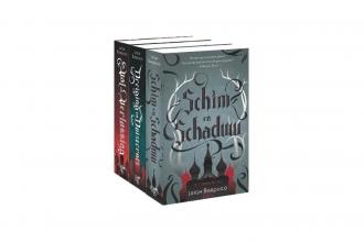 Leigh  Bardugo De Grisha trilogie (pakket van 3 boeken)