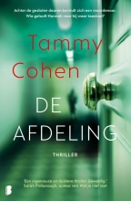 Tammy Cohen , De afdeling