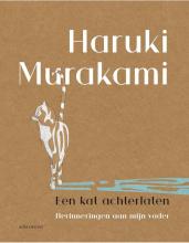 Haruki Murakami , Een kat achterlaten