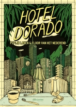 Pepijn  Lanen, Floor van het Nederend Hotel Dorado