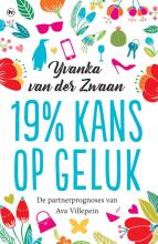 Yvanka van der Zwaan 19% kans op geluk