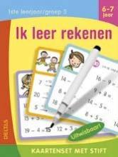 ZNU Kaartenset met stift - ik leer rekenen (6-7 j.)