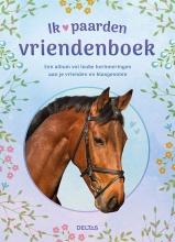 ZNU , Ik hou van paarden vriendenboek