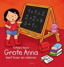 Kathleen  Amant Grote Anna leert lezen en rekenen