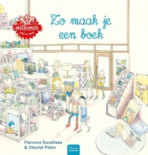 Florence  Ducatteau Zo maak je een boek