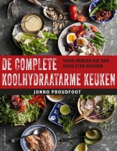 Jonno Proudfoot , De complete koolhydraatarme keuken
