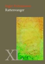 Inger  Frimansson Rattenvanger - grote letter uitgave