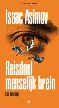 Isaac  Asimov Reisdoel menselijk brein, hoorspel, 3 CD`s
