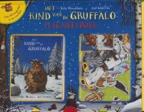 Julia  Donaldson Het kind van de gruffalo magneetboek  Magneetboek