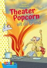 Monique van der Zanden , Theater Popcorn uit de brand