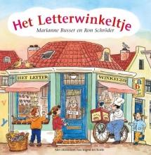 Marianne  Busser, Ron  Schröder Het Letterwinkeltje