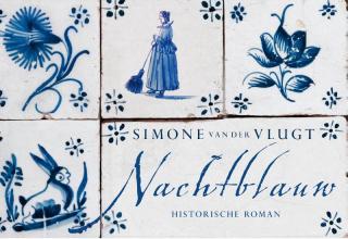 Simone van der Vlugt , Nachtblauw