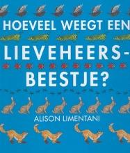Alison  Limentani Hoeveel weegt een lieveheersbeestje?