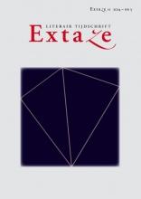 Extaze  / 11 derde jaargang nr 3 oktober 2014